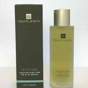 TEMPLESPA QUIETUDE CALMING MIST FOR RELAXATION